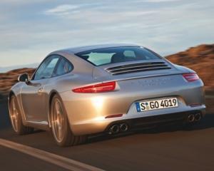 Record de vanzari pentru Porsche
