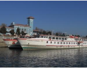 Dunarea, magistrala fluviala moderna