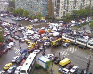 Incepe haosul in Bucuresti - Primaria va reabilita peste 1.000 de strazi