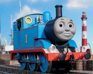 Locomotiva Thomas se alatura cuplului Barbie si Ken