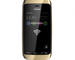 Noul Nokia Asha 310, cu Dual SIM si Wi-Fi