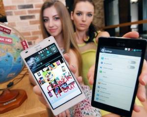 LG Optimus 4X HD debuteaza in Europa