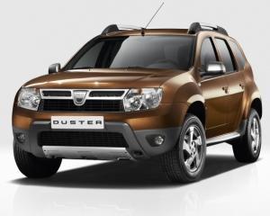 Dacia Duster, disponibila si prin Programul Rabla