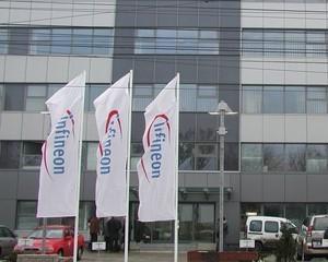 Infineon Technologies a investit peste 100 de milioane de euro in Romania