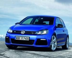 Top 10 masini preferate de europeni in 2011: Golful este rege