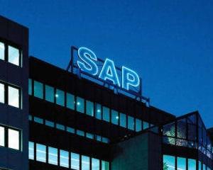 SAP inregistreaza cea mai buna evolutie trimestriala din istorie in T2 2012, cu venituri de peste 1 miliard de euro pe segmentul software