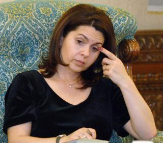 Adriana Saftoiu nu se regaseste in alianta PNL-PC