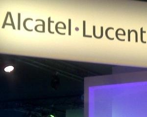Alcatel-Lucent si-a concediat seful