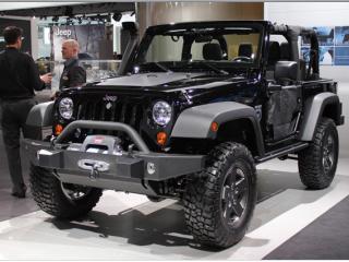 Jeep Wrangler Call of Duty: Black Ops Edition, alegerea perfecta pentru gamerii automobilisti