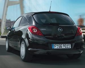 Opel spera sa vanda un milion de masini in acest an