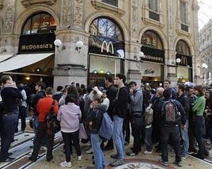 McDonald's da in judecata municipalitatea din Milano si cere despagubiri de 24 milioane euro