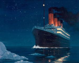 Un nou pachebot Titanic va fi lansat in 2016