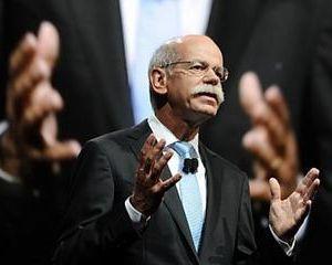 Seful Daimler vrea Grecia in afara Zonei Euro