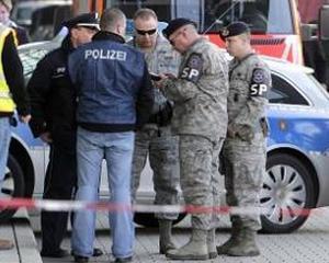 Doi soldati americani ucisi pe aeroportul din Frankfurt. Inca doua persoane sunt ranite grav