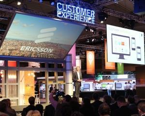 Ericsson, prezent in cadrul Mobile World Congress 2013: Cum va arata societatea conectata in anul 2020