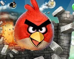 Studiu: Daca joci Angry Birds, vei deveni mai destept