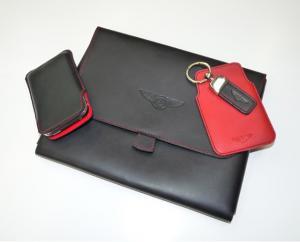 Ultima fita: Husa pentru iPhone si iPad de la Bentley