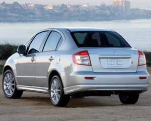 Suzuki Motors iese de pe piata americana