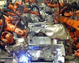 Romania a inregistrat cea mai mica scadere a productiei industriale dintre statele UE care au consemnat declin in luna august