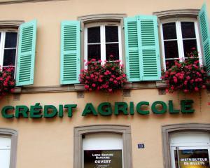 Credit Agricole Bank Romania a pierdut sase milioane de euro