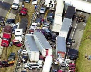 Romania pierde 1-2% din PIB din cauza accidentelor rutiere