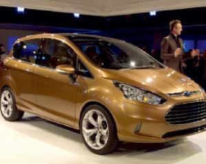Ford B-Max, de la 13.400 de euro in Romania