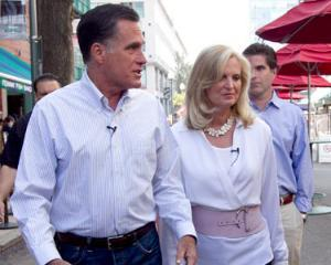 O femeie ar fi potrivita pentru Romney, crede sotia acestuia