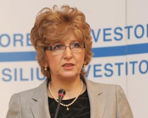 Mariana Gheorghe, CIS: Investitorii straini au proiecte de 10 miliarde euro in Romania pana in 2015
