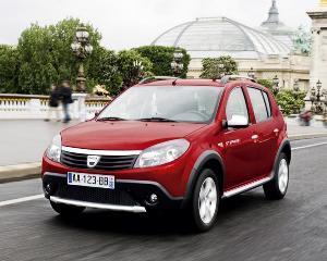 Dacia, inca un premiu pentru fiabilitate