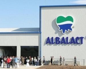 Albalact a obtinut profit in crestere cu 46,8%