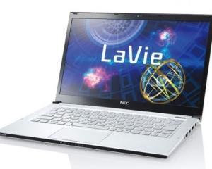 Ultrabook-ul NEC LaVie Z cantareste doar 0,99 kilograme