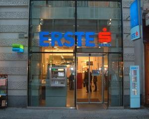 Erste Group, proprietarul BCR, a inregistrat pierderi nete de 973 milioane euro in primele noua luni din 2011