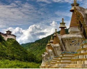 Bhutanul, tara cu cei mai fericiti oameni din lume