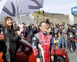 Toyota va redeveni cel mai mare producator auto din lume in acest an
