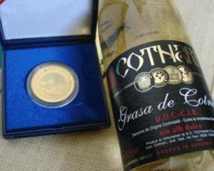 Trio de aur. Vinurile de Cotnari au fost premiate la Berlin