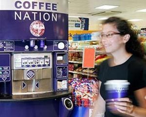 Mutare in industria cafenelelor: Whitbread a cumparat Coffee Nation cu 60 de milioane de lire sterline