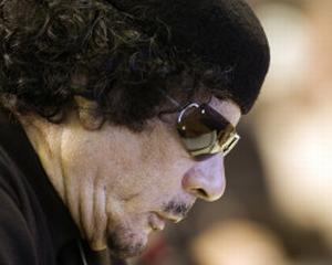 The Guardian: Gadhafi si-a trimis, in secret, un emisar la Londra