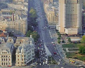 Chiriile spatiilor comerciale de pe Bulevardul Magheru - in topul scaderilor in 2010