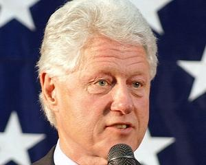 Bill Clinton: Economia isi va reveni mai repede, daca utilizam mai putina energie