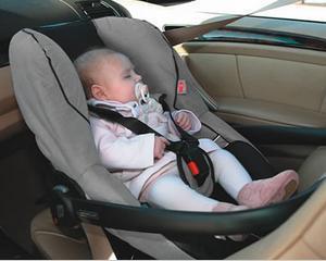Peste 60% din scaunele de masina pentru copii contin chimicale periculoase