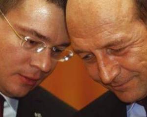 Mihai Razvan Ungureanu il sustine pe Basescu pentru CE