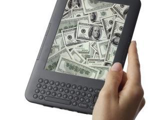 Amazon va deschide o piata second hand de ebook-uri