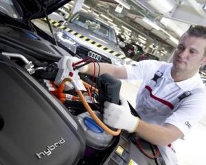 Audi va genera 1.200 de noi locuri de munca in 2012