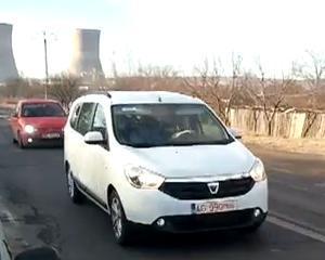 Dacia Lodgy, testata pe soselele din Romania