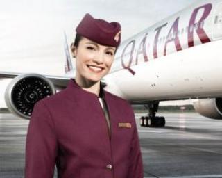 Qatar Airlines, prima companie din Orientul Mijlociu care opereaza curse directe spre Romania