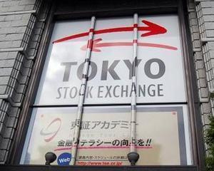 Bursa din Tokyo ofera 1,68 miliarde de dolari pentru rivala mai mica din Osaka