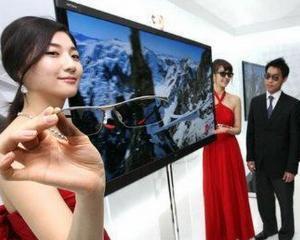 LG Electronics vrea 20% din piata televizoarelor 3D
