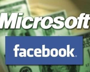 Facebook cumpara brevetele de inventie AOL de la Microsoft, pentru 550 milioane dolari