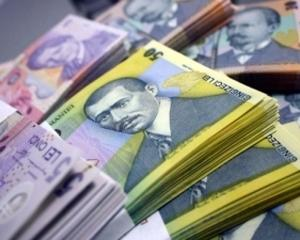 Leul si-a calmat deprecierea fata de euro