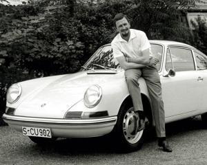 911: A murit designerul de masini sport Ferdinand Alexander Porsche